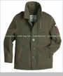 Appaman, Bowery Coat in Army Green (c)