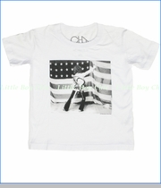 Chaser, MC5 Live Tee in White