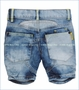 Desigual, Limonero Denim Shorts (c)