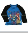 Dx-xtreme, Superheroes Tee in Royal Blue (c)