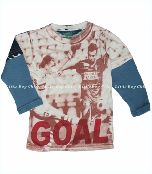 Imagine, Goal Organic 2fer Tee (c)