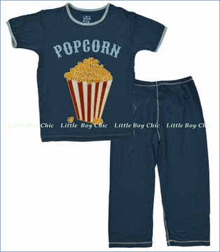 Kic Kee Pants, Twilight Popcorn Tee with Twilight Pants