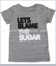 Prefresh, Blame Tee in Athletic Heather