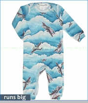Thingamajiggies 4 Kids, Planes Baby Jumpsuit