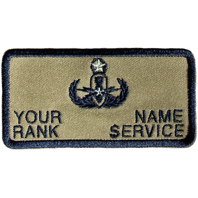 flight suit name patches eBay