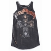 SandBox Rebel Girls Guns and Roses Tank Dress (4)