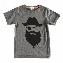 Appaman Black Beard Pirate Tee