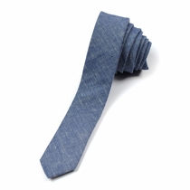 Appaman Blue Chambray Tie