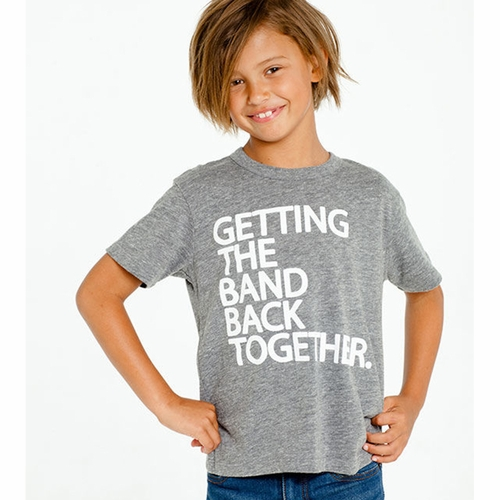 Chaser Getting The Band Back Together Tee