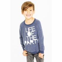 Chaser Life Of The Party Fleece Sweatshirt