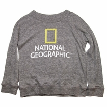 Chaser National Geographic Long Sleeve Tee