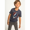 Chaser Grateful Dead Steal Your Face Tee