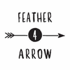 feather 4 arrow