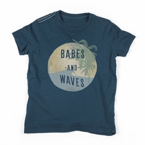 Feather 4 Arrow Babes and Waves Tee
