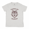 Feather 4 Arrow Raised By Wolves Tee