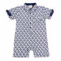 Fore!! by Axel & Hudson Arrow Print Romper