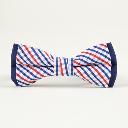 Fore!! by Axel & Hudson Checkered Bow Tie