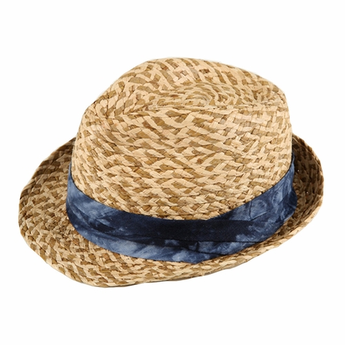Fore!! by Axel & Hudson Tie Dye Band Fedora