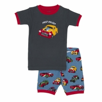 Hatley Fast Asleep Short Pajama Set