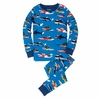 Hatley Monster Boats Pajama Set