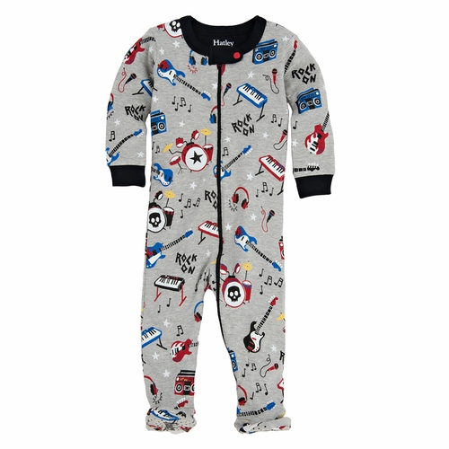 Hatley Rock On Coveralls