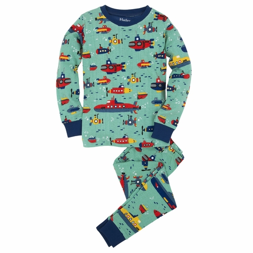 Hatley Submarine Pajama Set