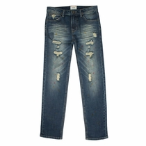 Hudson Tumble Used Jagger Slim Fit Jeans