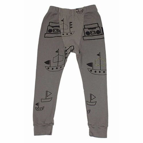 Ice Cream Castles Pirate Boombox Leggings