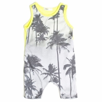 Joah Love Palm Tree Romper