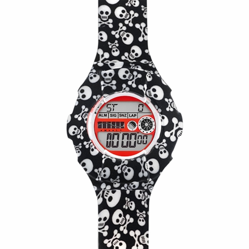 JoyJoy! Skull and Crossbones Watch Band