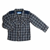 Kapital K Plaid Pearl Snap Shirt