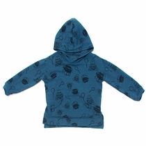 Kira Kids Le Detective Hooded Sweatshirt