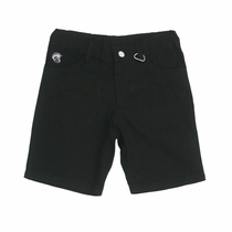 Knuckleheads Black Rocker Shorts