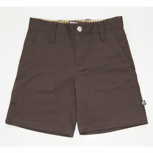 Knuckleheads Brown Rad Shorts
