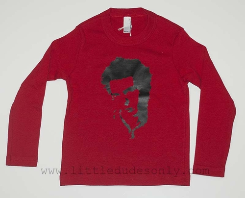 Little Dudes Only Sid Vicious Long Sleeve Tee