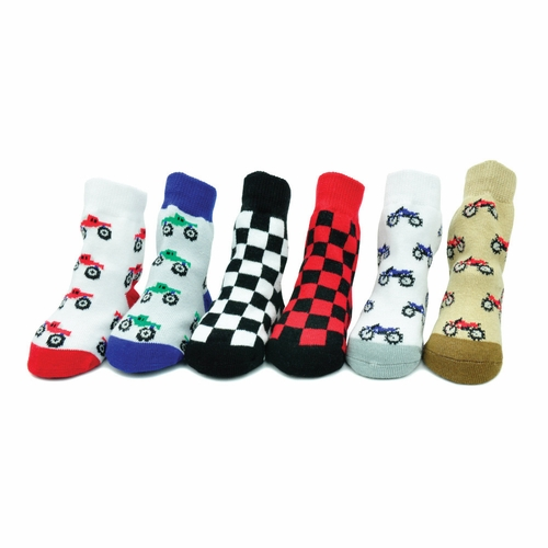 Me In Mind In The Pits 6 Pack Sock Set