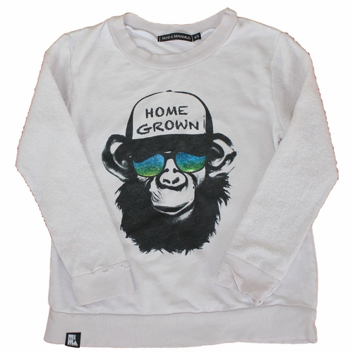 Mini & Maximus Home Grown Sweatshirt