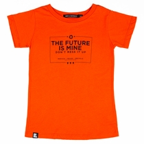 Mini & Maximus The Future Is Mine Tee
