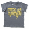 Mini Munster Young & Reckless Tee