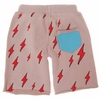 Mini Shatsu Boombox Lightning Shorts