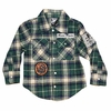 Monster Republic I Sneaker NY Pearl Snap Flannel Shirt