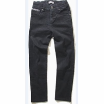 Munster Kids Kings Black Jeans
