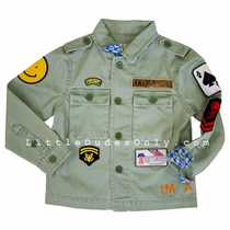 Native Funk & Flash Serpico Army Jacket