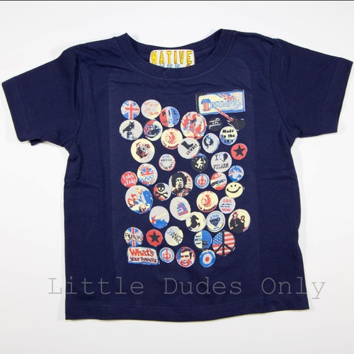 Native Funk & Flash Sticky Fingers Tee