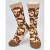 Neon Eaters Abe Lincoln Socks