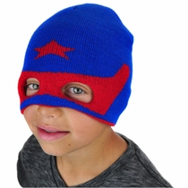 Neon Eaters Blue Hero Beanie
