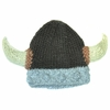 Neon Eaters Viking Knit Beanie