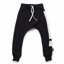nununu Exclamation Patch Baggy Pants