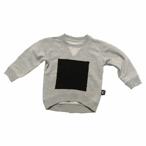 nununu Square Patch Sweatshirt