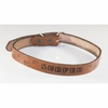 Ollie Baby Surfer Embossed Leather Belt